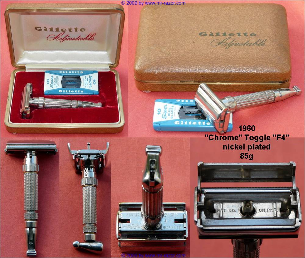 gillette razors dating Gillette valet razor to gillette safety razor company upon which they started advertising and producing of their first gillette brand of razors king gillette.