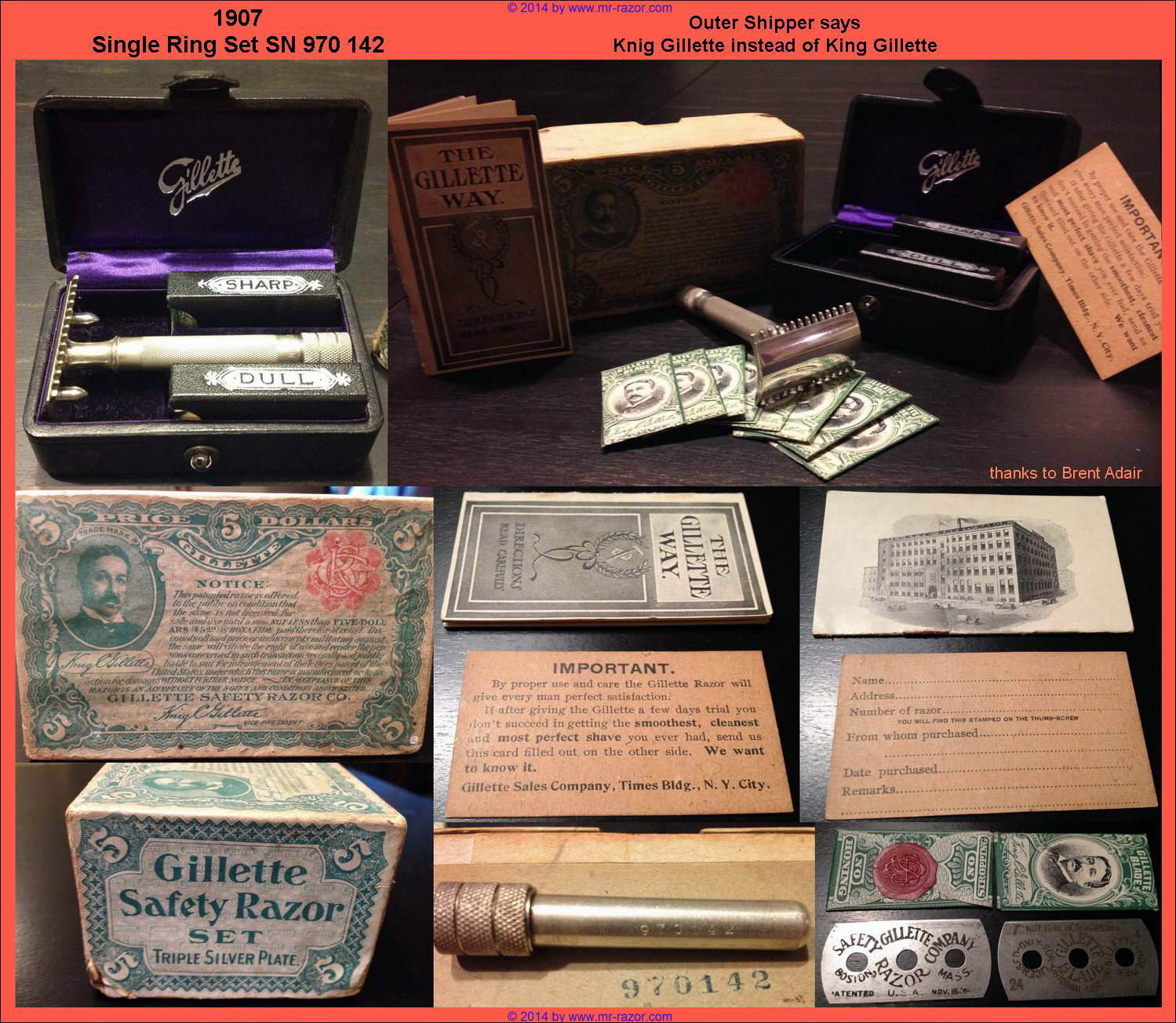 gillette singles Date and feature guide for gillette razors and blades: dating gillette razors and blades:  single ring handle introduced: king gillette's picture on blade wrappers.