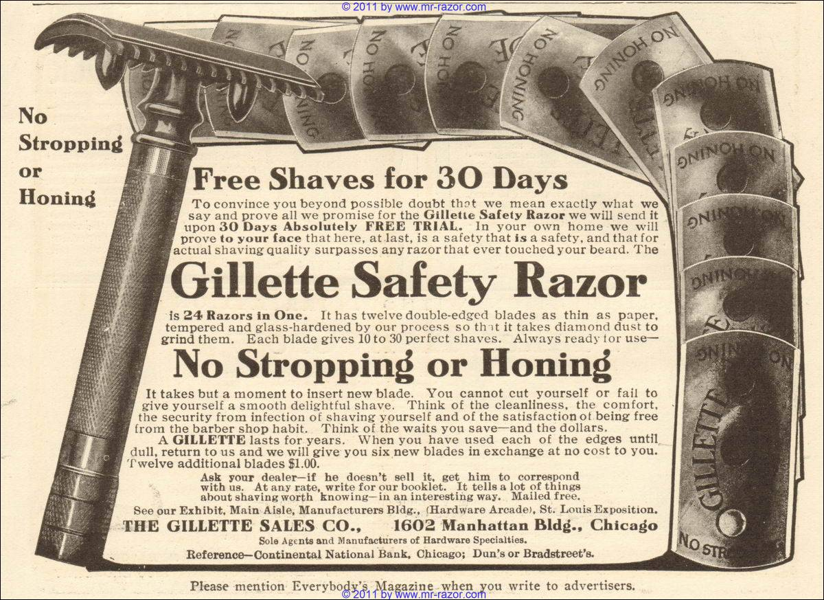 Gillette dating information